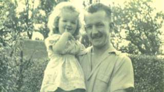 Mr Kerr and his late daughter Maryanne
