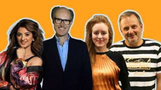 Haprz Kaur, Will Gompertz, Hannah Peel and Mark Radcliffe