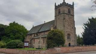 Church in Woodborough