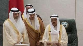 کویت کے حکمران