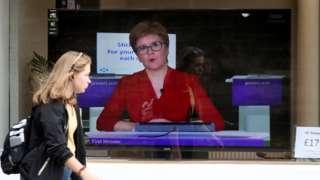 Sturgeon on TV