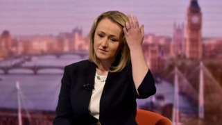 İşçi Partisi Eğitim Sözcüsü Rebecca Long-Bailey