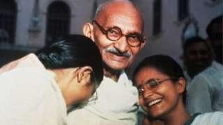 महात्मा गांधी, भारत