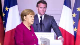 France and Germany propose 500 billion euro European stimulus package, 18 May 2020