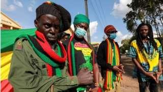 Members of di Rastafarian Society say dia members dey live in fear