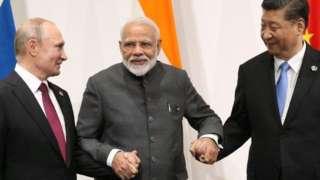இந்திய- சீன மோதல்: ரஷ்யா யார் பக்கம் நிற்கும்?