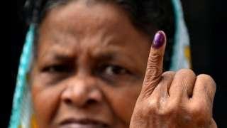 श्रीलंका मतदान