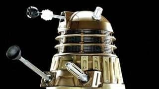 Doctor Who's nemesis - a Dalek