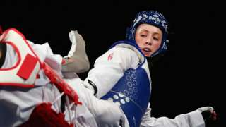 Great Britain's Jade Jones