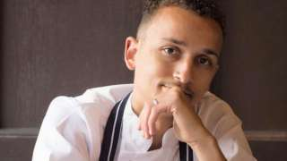 Thomas, chef in Cardiff