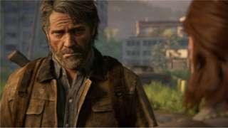Joel in The Last of Us 2