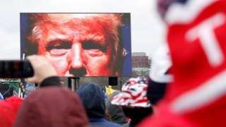 trump addresses 6 jan rally