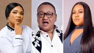 Iyabo Ojo, Nkechi Blessing, Jide Kosoko & 'Tapan' controversy for Yoruba movie industry