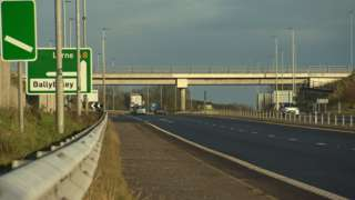 Ballyboley overpass