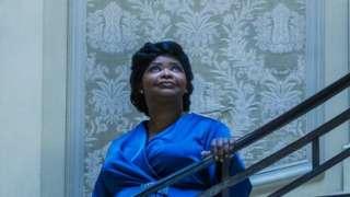 Octavia Spencer starring as Madam C. J. Walker in the new Netflix series