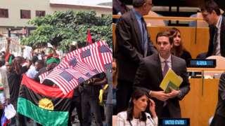 Ipob na United Nation