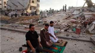 """""""Happenings in Palestine 2021"""": Biden, Nethanyau tok on Palestine-Israel crisis updates"""