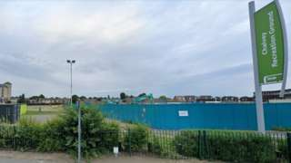 Police said the victim was attacked on Sunday morning at Chalvey Recreation Ground