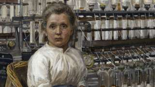 Sylvia Pankhurst's In a Glasgow Cotton Mill: Minding a Pair of Fine Frames