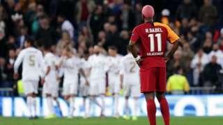 Madrid Galatasaray