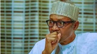 Nigeria President Muhammadu Buhari