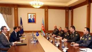 NATO - Azərbaycan