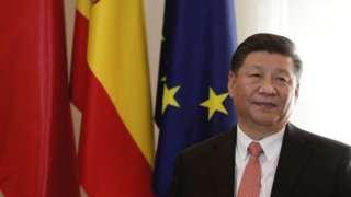 چینی صدر