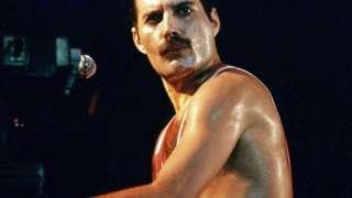 Freddie Mercury em show