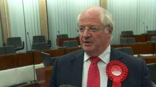 Colin Glover, Labour, Carlisle City Council