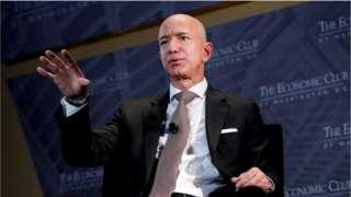 Jeff Bezos in 2018