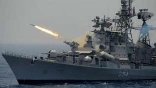 हिंदी महासागरात चीनचा वाढता दबदबा पहाता भारतीय नौदल तयार आहे?