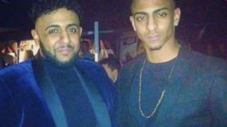 Moyied Bashir, left, died after police were called to his home
