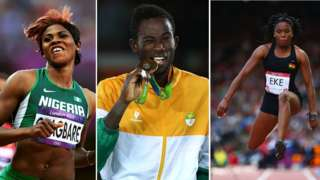 Athletes from West Africa go look to get more medals for Tokyo