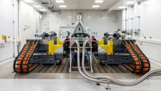 4WD Powertrain Test System