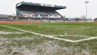 Bristol Rovers Memorial Ground