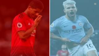 Rashford and Aguero