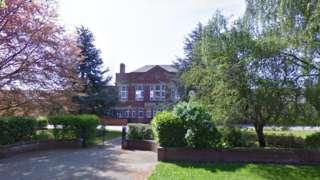 The Goole College site - 2008