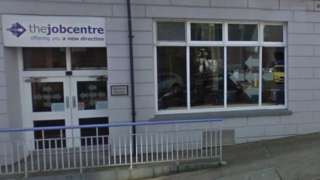 Isle of Man job centre
