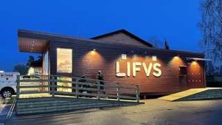 Lifvs store, Hummelsta