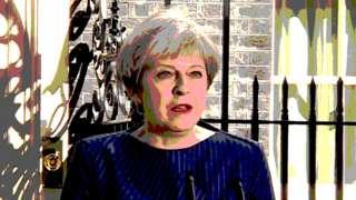Theresa May calls a general election