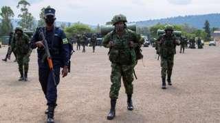 Ingabo z'u Rwanda zigiye mu ntara ya Cabo Delgado muri Mozambique kuwa gatanu tariki 09/07/2021