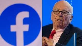 Facebook đồng ý trả tiền cho nội dung địa phương của News Corp Australia do Rupert Murdoch làm chủ