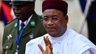 Le président du Niger Mahamadou Issoufou appelle à une parentalité responsable