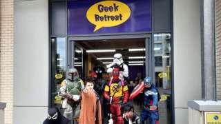 Geek Retreat opens Chelmsford store