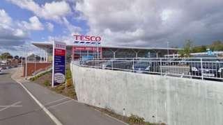 Tesco in Haverhill