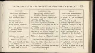 Llyfryn ymadroddion Cymraeg i ymwelwyr