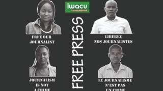 Christine Kamikazi, Térence Mpozenzi, Agnès Ndirubusa, Egide Harerimana, bapfunzwe kuva ku wa 22 z'ukwezi kw'icumi