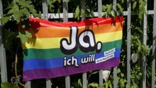استفتاء سويسرا لزواج المثليين