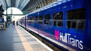 Hull trains service