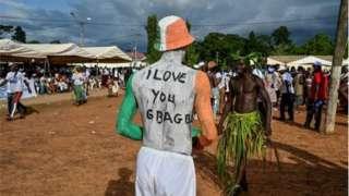 Uwushigikiye Laurent Gbagbo
